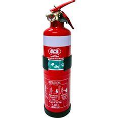Fire Extinguisher - 1kg, Recreational, Plastic Mounting Bracket, , scaau_hi-res