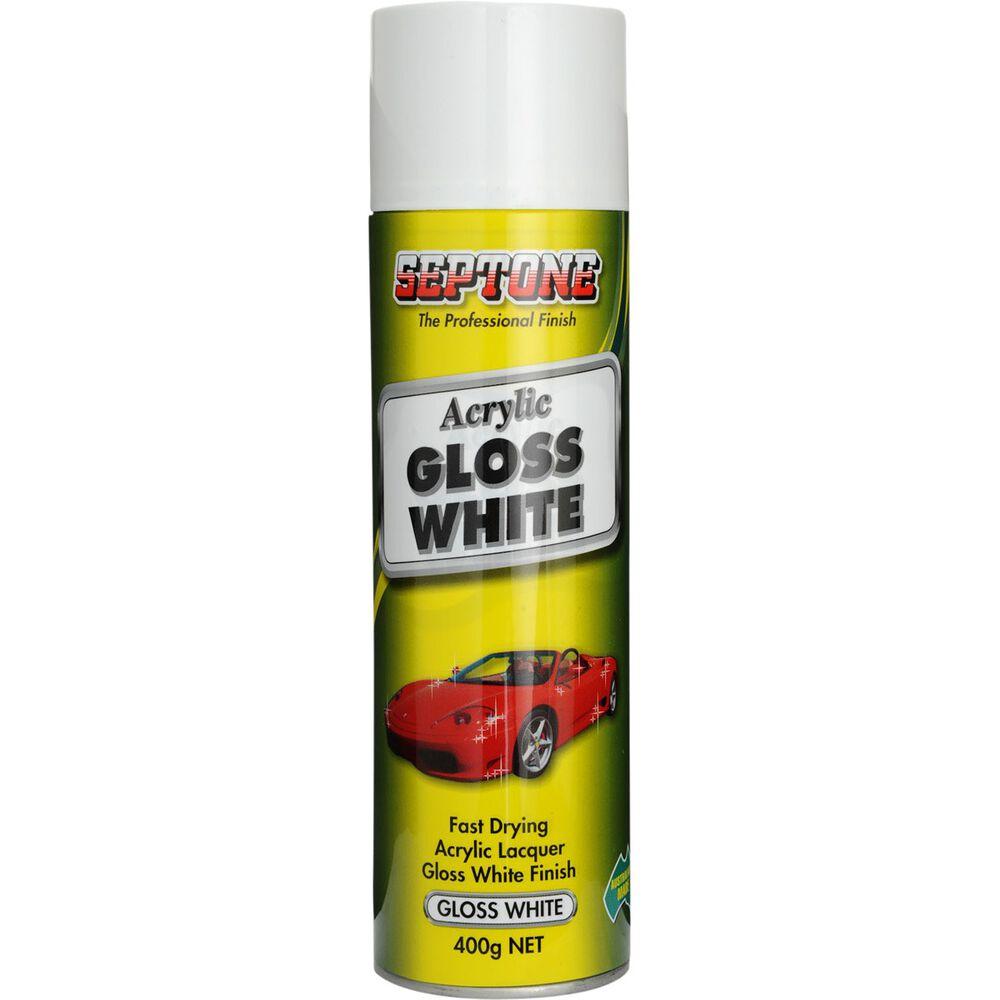 Burgundy Acrylic High Gloss: Septone Acrylic Aerosol Paint