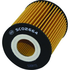 SCA Oil Filter - SCO2664 (Interchangeable with R2664P), , scaau_hi-res
