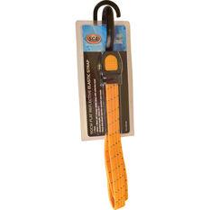SCA Reflective Flat Bungee Strap - 90cm, Orange, , scaau_hi-res