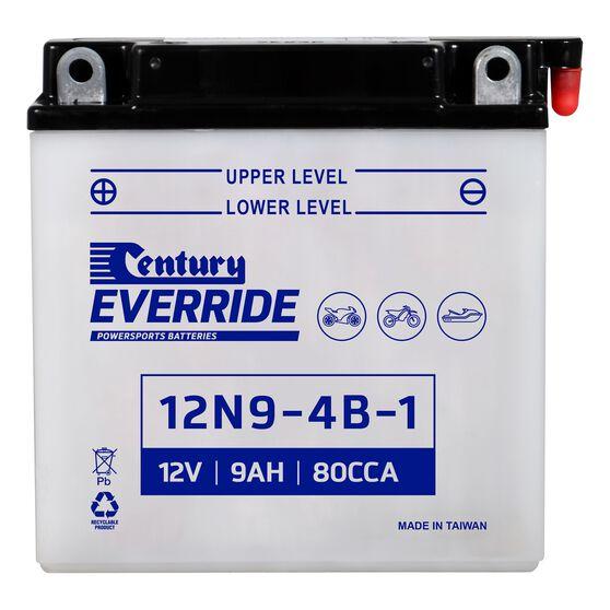 Century Powersports Battery 12N9-4B-1, , scaau_hi-res