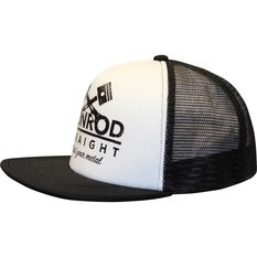 Conrod Straight Trucker Cap - One Size Fit Most, , scaau_hi-res