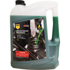 SCA Anti-Freeze/Anti-Boil Concentrate Coolant Green - 5 Litre, , scaau_hi-res