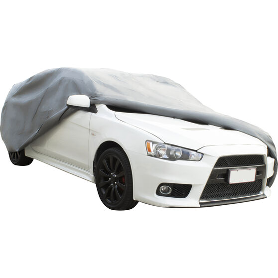 CoverALL Car Cover - Essential Protection - Suits Medium Vehicles, , scaau_hi-res