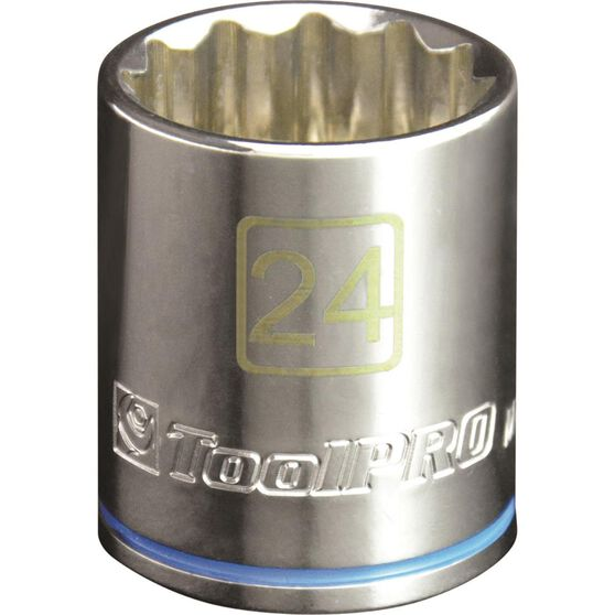 ToolPRO Single Socket - 1 / 2 inch Drive, 24mm, , scaau_hi-res