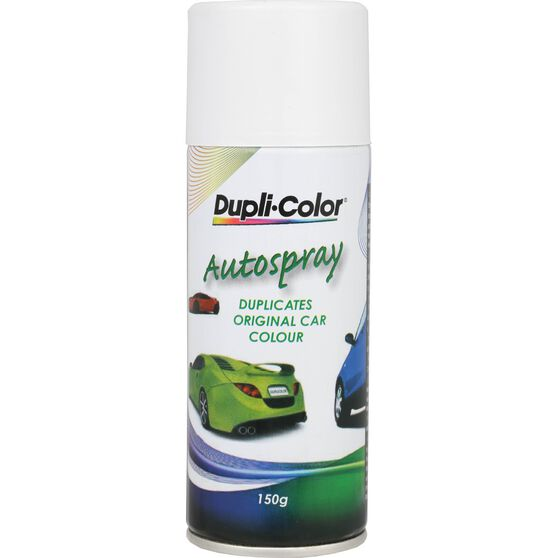 Dupli-Color Touch-Up Paint Winter White 150g DSF92, , scaau_hi-res