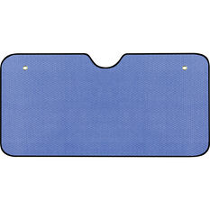 SCA Glitter Sunshade - Blue, Accordion, Front, , scaau_hi-res