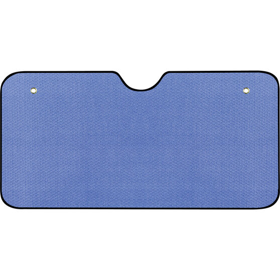 SCA Glitter Sunshade Blue Accordion Front, , scaau_hi-res
