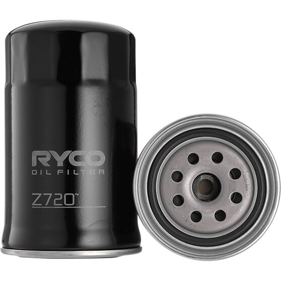 Ryco Oil Filter - Z720, , scaau_hi-res