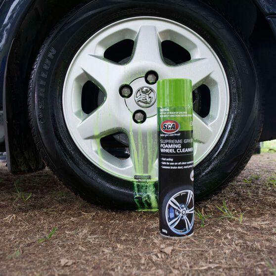 SCA Wheel Foaming Cleaner Green - 500g, , scaau_hi-res