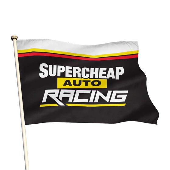 Supercheap Auto Racing Team Flag, , scaau_hi-res