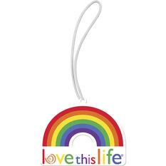 Love This Life Pride Rainbow - Tropical, , scaau_hi-res