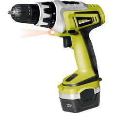 Rockwell ShopSeries Cordless Drill - 12V Ni-Cad, , scaau_hi-res