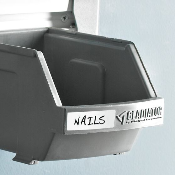 Gladiator Storage Small Item Bins - 6 Pack, , scaau_hi-res