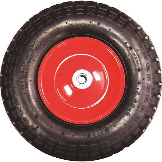 SCA Pneumatic Wheel - Suits Black Hand Trolley, , scaau_hi-res