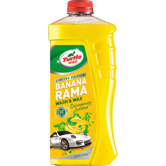 Turtle Wax Wash and Wax Bannarama - 1 Litre, , scaau_hi-res