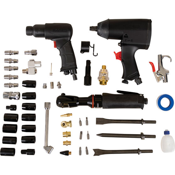 Blackridge Air Tool Kit - 50 Piece, , scaau_hi-res