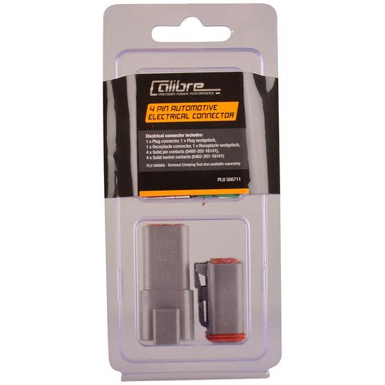 Calibre Deutsch Connector - 4 Pins, , scaau_hi-res