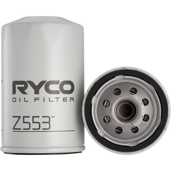 Ryco Oil Filter - Z553, , scaau_hi-res