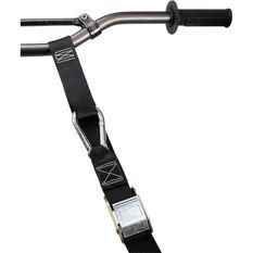 Cambuckle Motorbike Tie Down - 250kg, 2 Pack, , scaau_hi-res