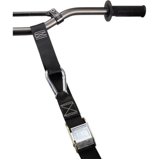 SCA Cambuckle Motorbike Tie Down - 250kg, 2 Pack, , scaau_hi-res
