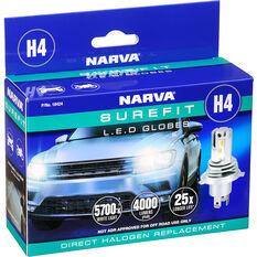 Narva LED Headlight Surefit H4 12/24V, , scaau_hi-res
