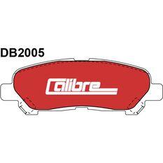 Calibre Disc Brake Pads DB2005CAL, , scaau_hi-res