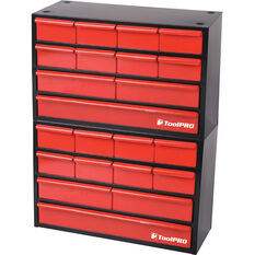 ToolPRO Organiser Stackable 11 Drawer, , scaau_hi-res