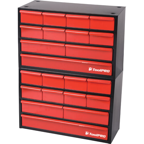 ToolPRO Organiser, Stackable - 11 Drawer, , scaau_hi-res