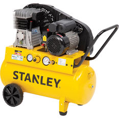 Stanley Air Compressor Belt Drive 2.5HP 190LPM, , scaau_hi-res