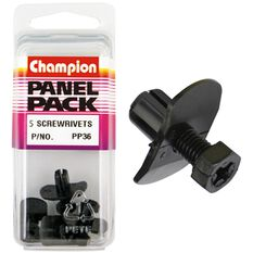 Champion Screw Rivets - PP36, Panel Pack, , scaau_hi-res