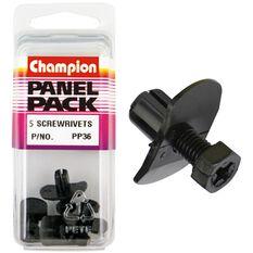 Champion Screw Rivets - PP36, Panel Pack, , scaau_hi-res