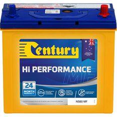 Century Car Battery - NS60MF, 430CCA, , scaau_hi-res