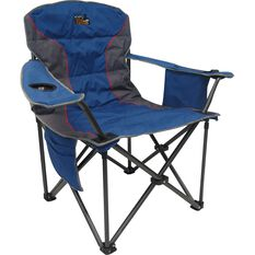 Ridge Ryder Savannah Camping Chair - 150kg, , scaau_hi-res