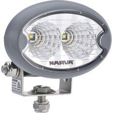 Work Light - LED, Flood Beam, 550 Lumens, , scaau_hi-res