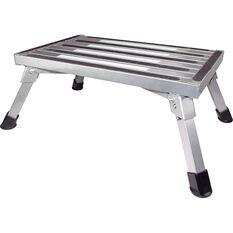 SCA Caravan Folding Step, Aluminium - Large, , scaau_hi-res