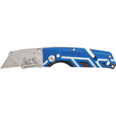 Kincrome Folding Utility Knife, , scaau_hi-res