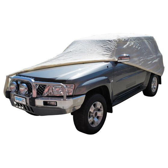 CoverALL 4WD Cover - Bronze Protection, Suits Large / Extra Large 4WD, , scaau_hi-res