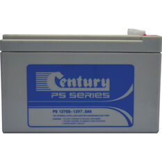 RECHARGEABLE BATTERY -  PS 1270, 12V 7AH, , scaau_hi-res