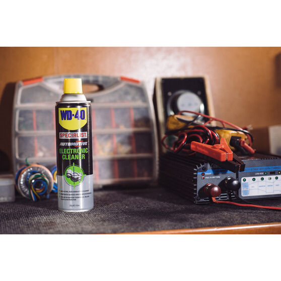WD-40 Specialist Automotive Electronic Cleaner Spray - 290g, , scaau_hi-res