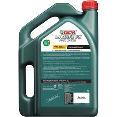 Castrol MAGNATEC Fuel Saver Engine Oil 5W-30 DX 5 Litre, , scaau_hi-res