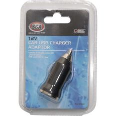 SCA to USB Charger Adaptor - 12V, , scaau_hi-res