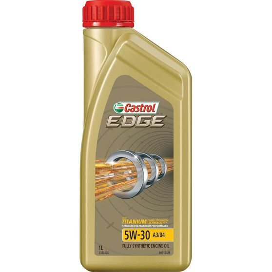 Castrol EDGE Engine Oil - 5W-30, A3/B4, 1 Litre, , scaau_hi-res