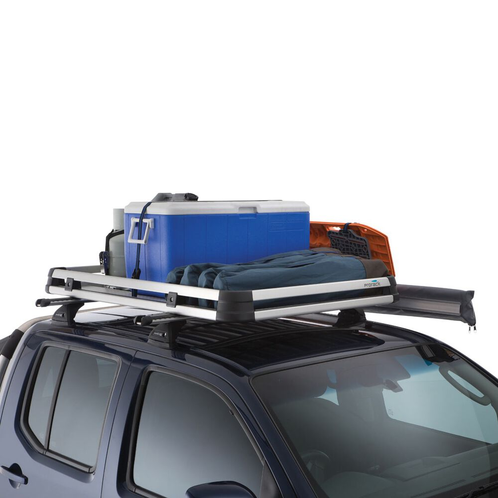 Prorack Voyager Pro Roof Tray Medium Heavy Duty Alloy