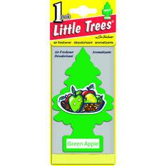 Little Trees Air Freshener - Green Apple, , scaau_hi-res