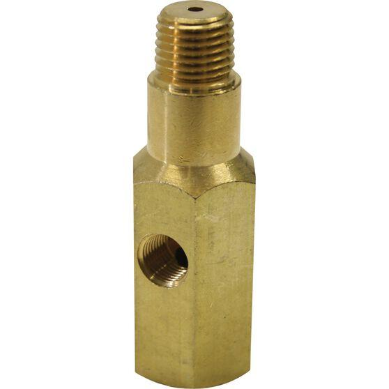 SAAS Gauge Adaptor - Brass, CAL230035, , scaau_hi-res