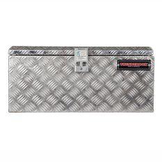 Thunderbox Aluminium Checkerplate Tool Box 48 Litre, , scaau_hi-res