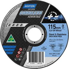 Norton Cordless Grinding Disc - 115mm, , scaau_hi-res