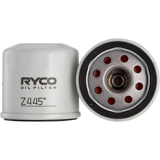 Ryco Oil Filter - Z445, , scaau_hi-res