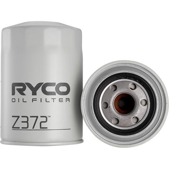 Ryco Oil Filter - Z372, , scaau_hi-res